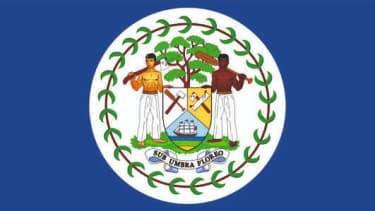 белиз флаг