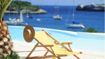 пляжный отдых 1