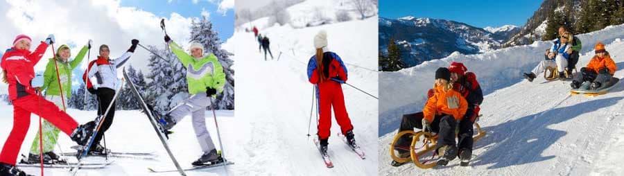 лыжи-санки-в-карпатах