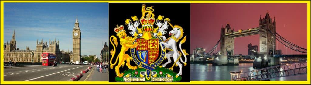 Великобритания экскурсии
