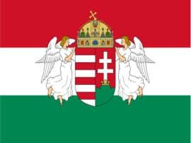 венгрия флаг