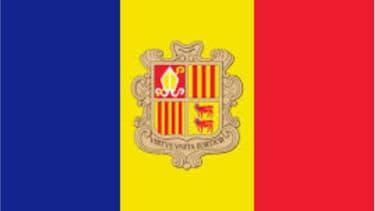флаг андорра