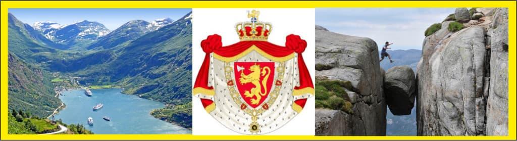 экскурсии в норвегию
