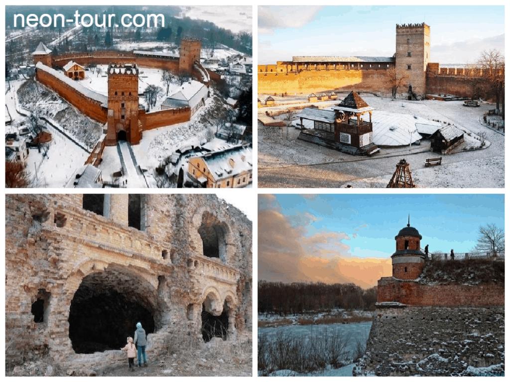 Туры в Таракановский форт на Новый год из Харькова